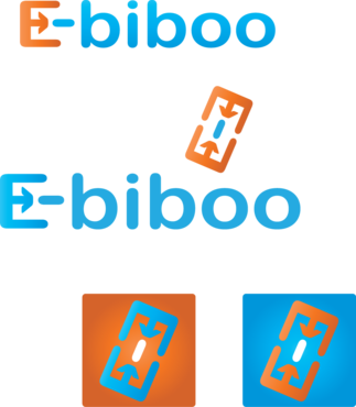 eBiboo A Logo, Monogram, or Icon  Draft # 155 by FiddlinNita