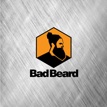 """Bad Beard"" Or, it could live without text at all. Maybe even just a BB. A Logo, Monogram, or Icon  Draft # 86 by Abdul700"
