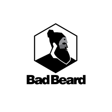"""Bad Beard"" Or, it could live without text at all. Maybe even just a BB. A Logo, Monogram, or Icon  Draft # 87 by Abdul700"