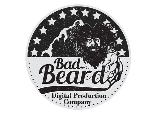 """Bad Beard"" Or, it could live without text at all. Maybe even just a BB. A Logo, Monogram, or Icon  Draft # 100 by Expert1420"