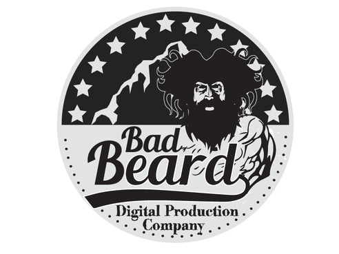 """Bad Beard"" Or, it could live without text at all. Maybe even just a BB. A Logo, Monogram, or Icon  Draft # 101 by Expert1420"