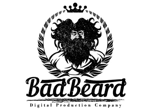 """Bad Beard"" Or, it could live without text at all. Maybe even just a BB. A Logo, Monogram, or Icon  Draft # 111 by Expert1420"