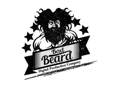 """Bad Beard"" Or, it could live without text at all. Maybe even just a BB. A Logo, Monogram, or Icon  Draft # 112 by Expert1420"