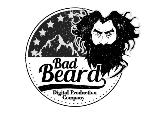 """Bad Beard"" Or, it could live without text at all. Maybe even just a BB. A Logo, Monogram, or Icon  Draft # 123 by Expert1420"