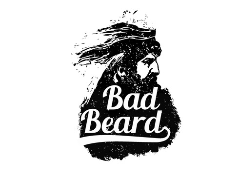 """Bad Beard"" Or, it could live without text at all. Maybe even just a BB. A Logo, Monogram, or Icon  Draft # 124 by Expert1420"
