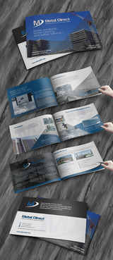 Metal Direct, LLC Marketing collateral  Draft # 9 by Achiver