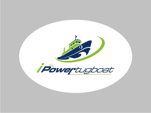 IPowertugboat A Logo, Monogram, or Icon  Draft # 265 by Eminence