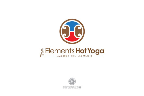 The Elements Hot Yoga A Logo, Monogram, or Icon  Draft # 1 by fesacarlo