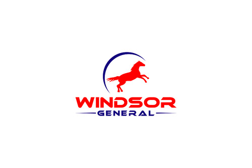 WINDSOR GENERAL A Logo, Monogram, or Icon  Draft # 13 by jovilyn29