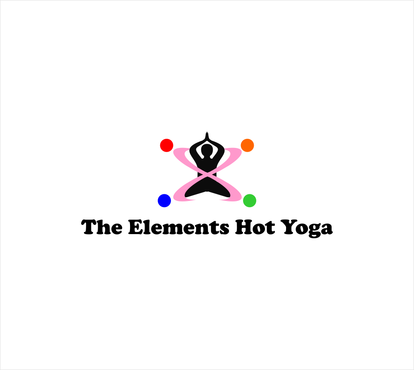 The Elements Hot Yoga A Logo, Monogram, or Icon  Draft # 25 by WahyuTriWibowo