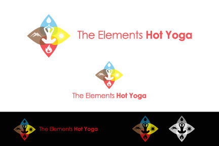 The Elements Hot Yoga A Logo, Monogram, or Icon  Draft # 39 by jestony