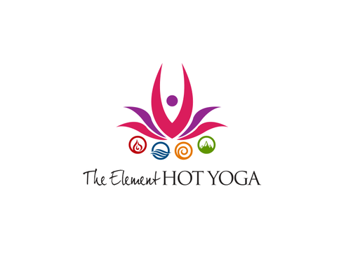The Elements Hot Yoga A Logo, Monogram, or Icon  Draft # 50 by falconisty
