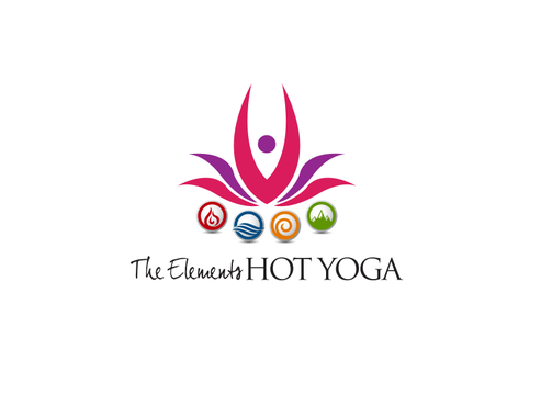The Elements Hot Yoga A Logo, Monogram, or Icon  Draft # 75 by falconisty