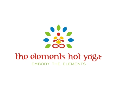 The Elements Hot Yoga A Logo, Monogram, or Icon  Draft # 80 by rifqueiza