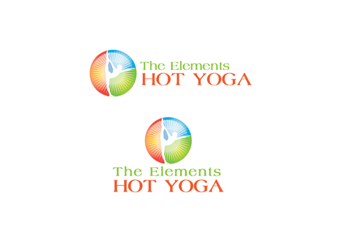 The Elements Hot Yoga A Logo, Monogram, or Icon  Draft # 86 by neonlite