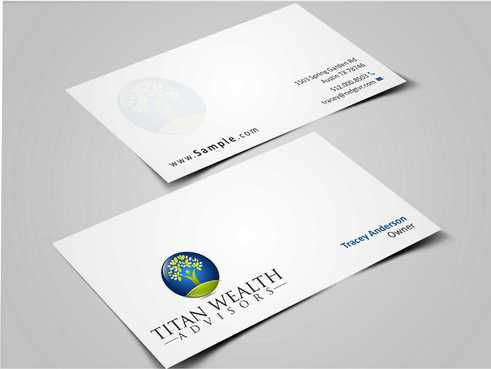 Business Card, 2-Pocket Folder, Letterhead  Business Cards and Stationery  Draft # 112 by Dawson