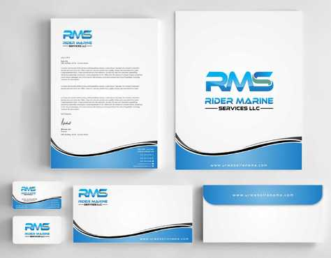 Yacht Electrician  Business Cards and Stationery  Draft # 329 by Dawson