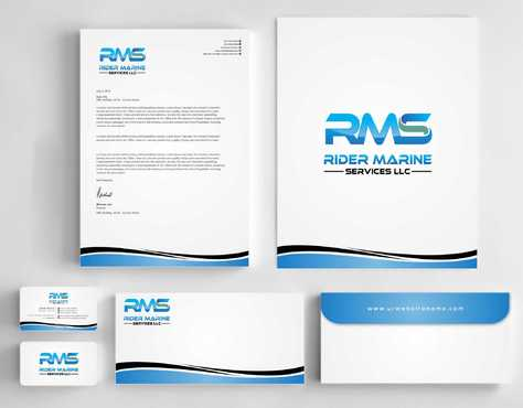 Yacht Electrician  Business Cards and Stationery  Draft # 331 by Dawson