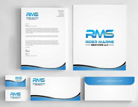 Yacht Electrician  Business Cards and Stationery  Draft # 336 by Dawson