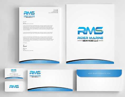 Yacht Electrician  Business Cards and Stationery  Draft # 337 by Dawson