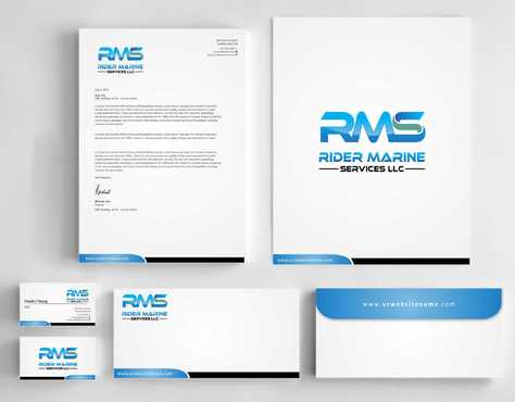 Yacht Electrician  Business Cards and Stationery  Draft # 338 by Dawson