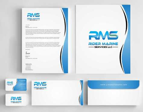 Yacht Electrician  Business Cards and Stationery  Draft # 340 by Dawson