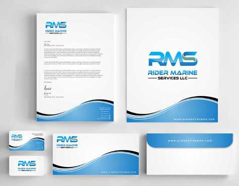 Yacht Electrician  Business Cards and Stationery  Draft # 346 by Dawson