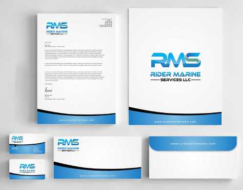 Yacht Electrician  Business Cards and Stationery  Draft # 347 by Dawson