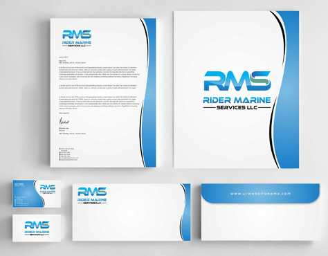 Yacht Electrician  Business Cards and Stationery  Draft # 348 by Dawson