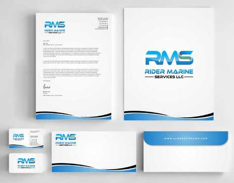 Yacht Electrician  Business Cards and Stationery  Draft # 349 by Dawson