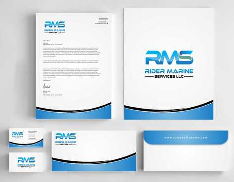 Yacht Electrician  Business Cards and Stationery  Draft # 350 by Dawson