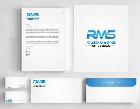 Yacht Electrician  Business Cards and Stationery  Draft # 357 by Dawson