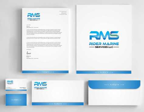 Yacht Electrician  Business Cards and Stationery  Draft # 359 by Dawson