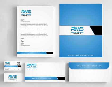 Yacht Electrician  Business Cards and Stationery  Draft # 361 by Dawson