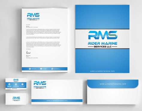 Yacht Electrician  Business Cards and Stationery  Draft # 363 by Dawson
