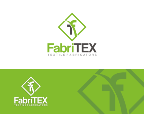 FabriTex A Logo, Monogram, or Icon  Draft # 346 by onetwo