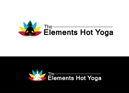 The Elements Hot Yoga A Logo, Monogram, or Icon  Draft # 117 by jonsmth620