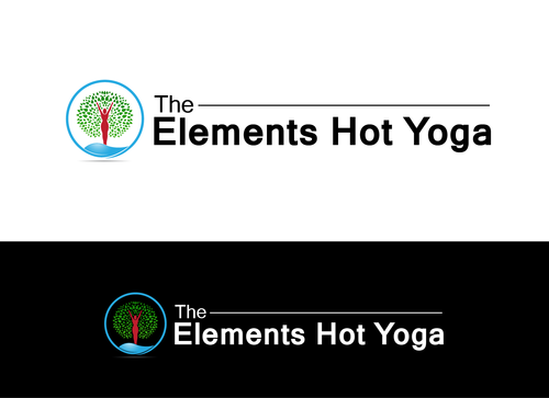 The Elements Hot Yoga A Logo, Monogram, or Icon  Draft # 118 by jonsmth620