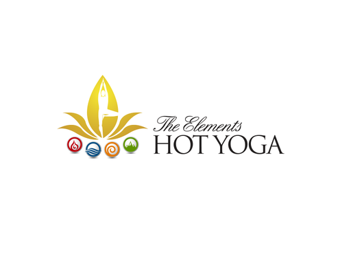 The Elements Hot Yoga A Logo, Monogram, or Icon  Draft # 133 by falconisty