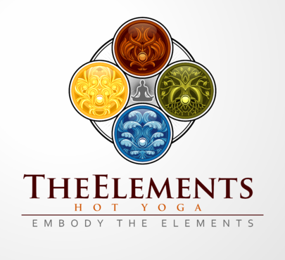 The Elements Hot Yoga A Logo, Monogram, or Icon  Draft # 134 by Scarl8