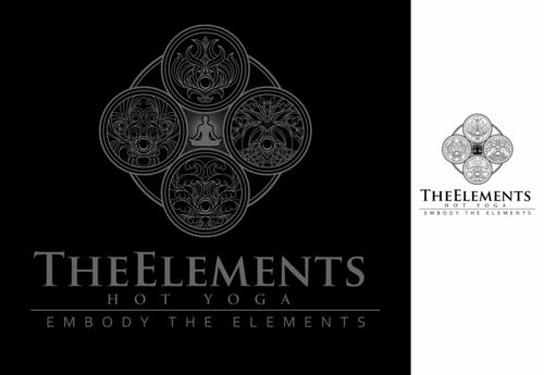 The Elements Hot Yoga A Logo, Monogram, or Icon  Draft # 136 by Scarl8
