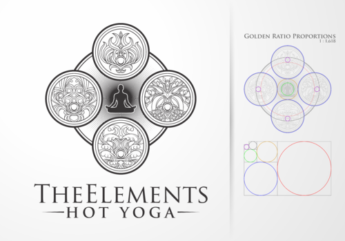 The Elements Hot Yoga A Logo, Monogram, or Icon  Draft # 138 by Scarl8