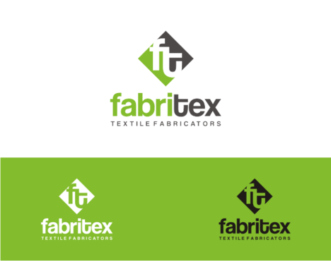 FabriTex A Logo, Monogram, or Icon  Draft # 395 by onetwo