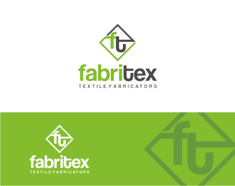 FabriTex A Logo, Monogram, or Icon  Draft # 396 by onetwo