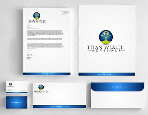 Business Card, 2-Pocket Folder, Letterhead  Business Cards and Stationery  Draft # 278 by Dawson