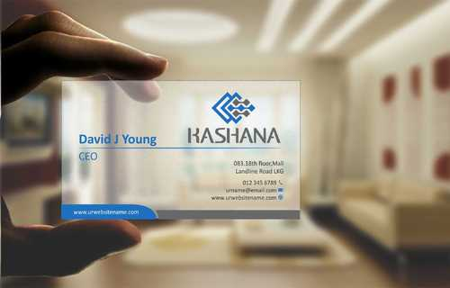 Kashana Business Cards and Stationery  Draft # 135 by Dawson