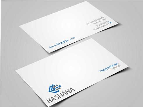 Kashana Business Cards and Stationery  Draft # 154 by Dawson