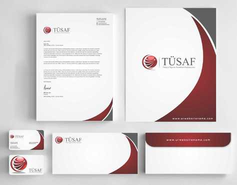 Türkiye Sigorta Acenteleri Federasyonu Business Cards and Stationery  Draft # 172 by Dawson