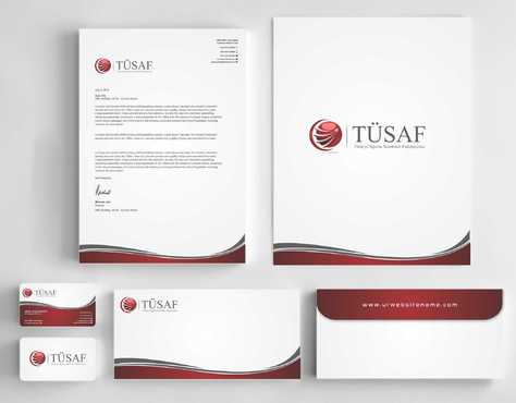 Türkiye Sigorta Acenteleri Federasyonu Business Cards and Stationery  Draft # 173 by Dawson