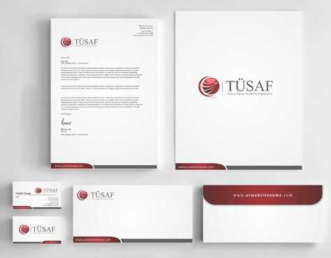 Türkiye Sigorta Acenteleri Federasyonu Business Cards and Stationery  Draft # 175 by Dawson